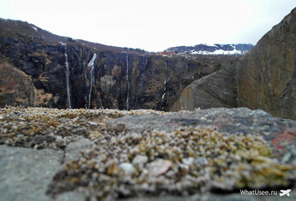 Водопад Верингфоссен