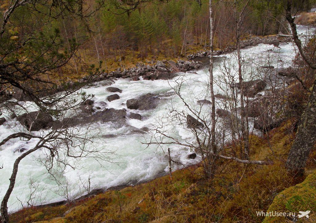 Реки и Норвегии