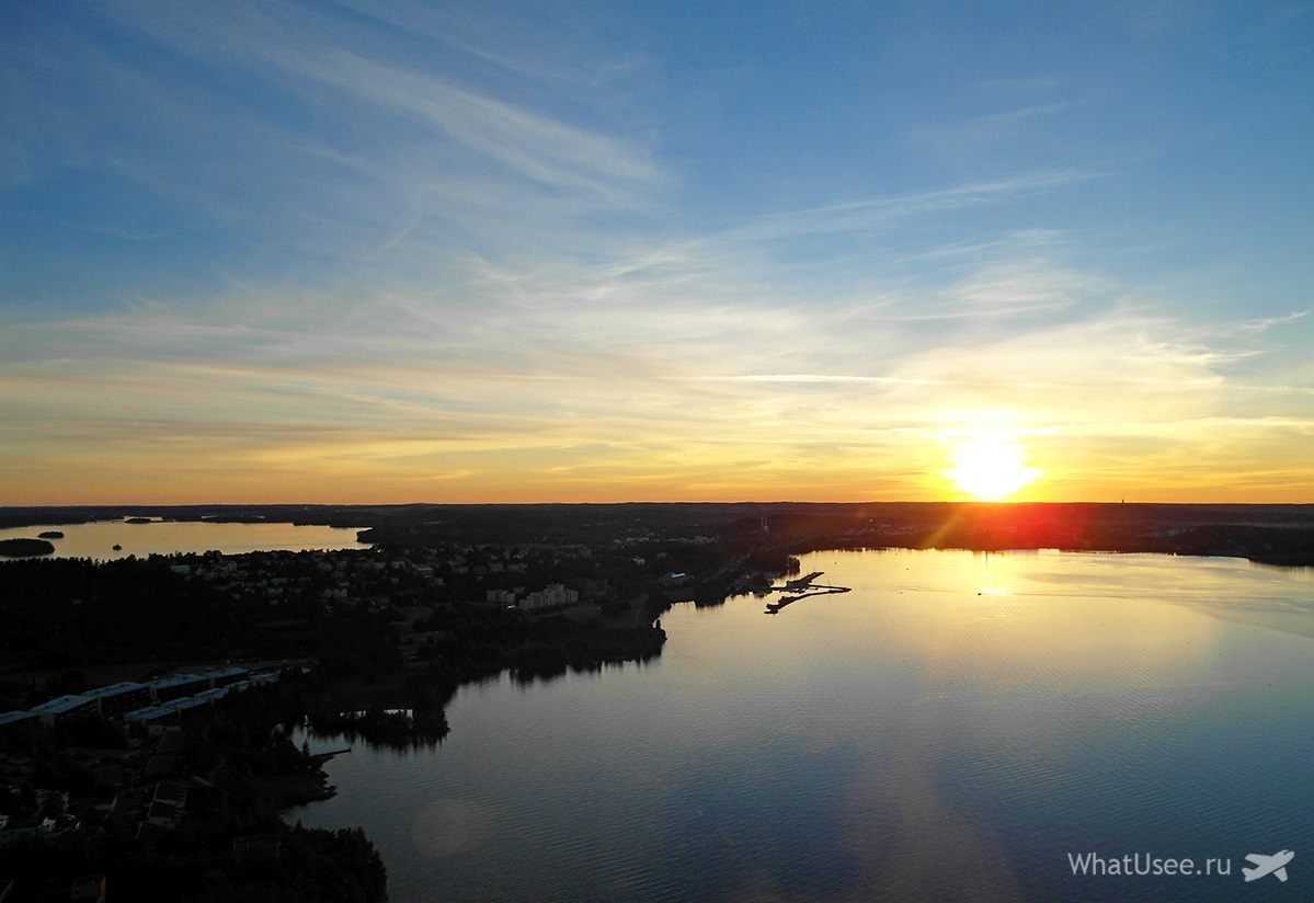 Финляндия: регион Тампере