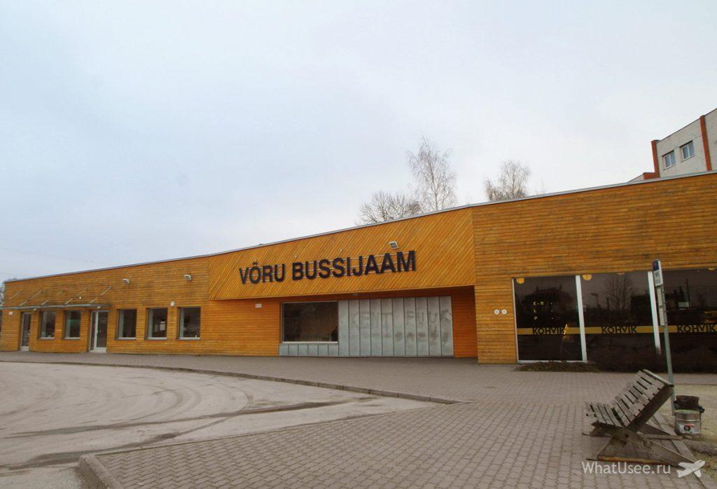 Автобус до Таллина