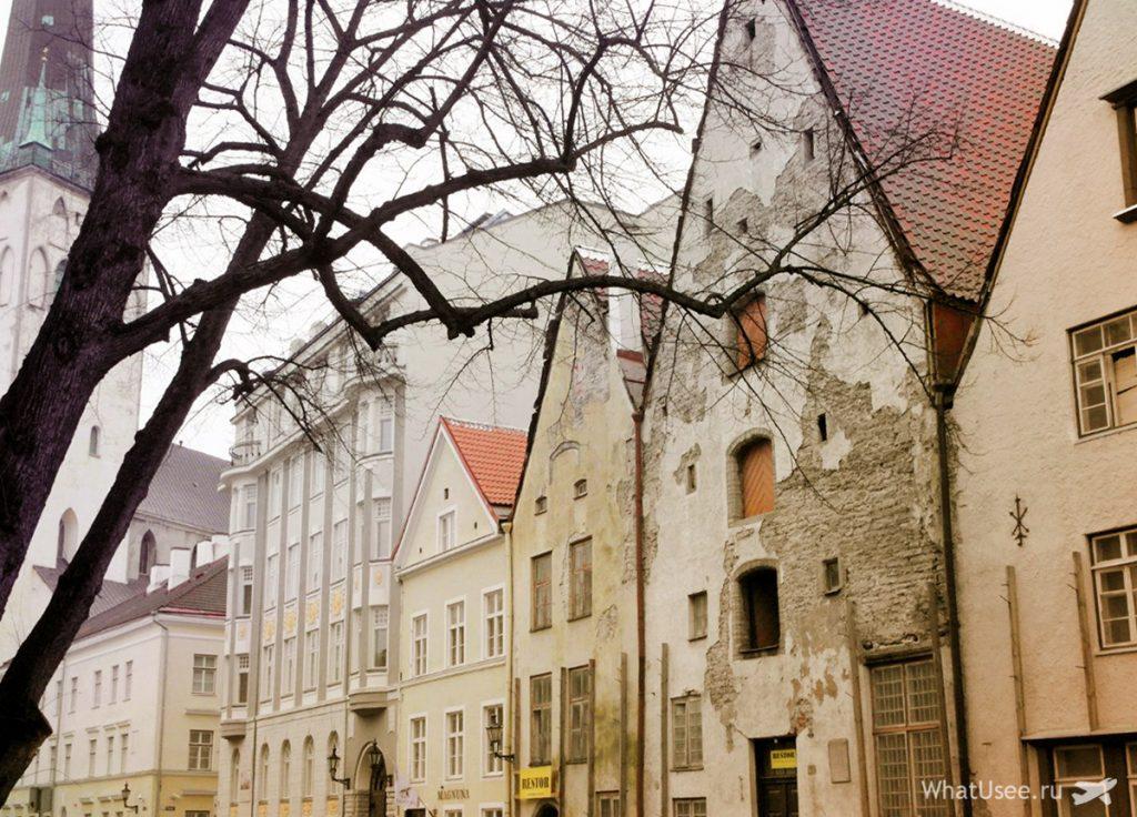 Прогулка по Старому Таллину