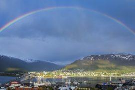 Тромсё, Норвегия. Путеводитель