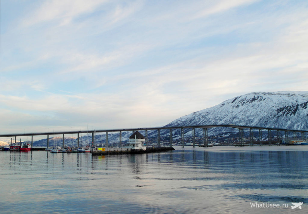 Самостоятельная поездка в норвежский Тромсё