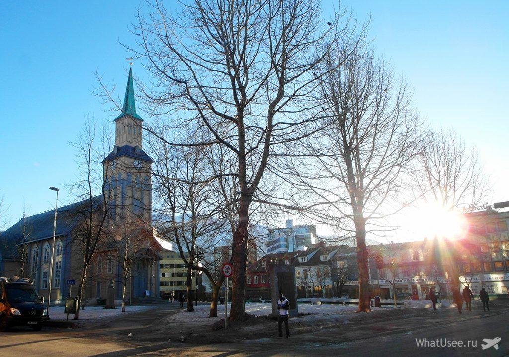 Церковь в Тромсё