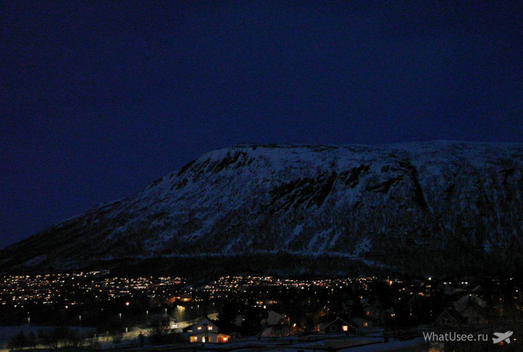 Отзыв о путешествии в норвежский Тромсё