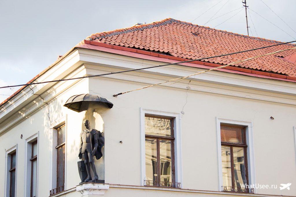 Отзыв о поездке в Вильнюс