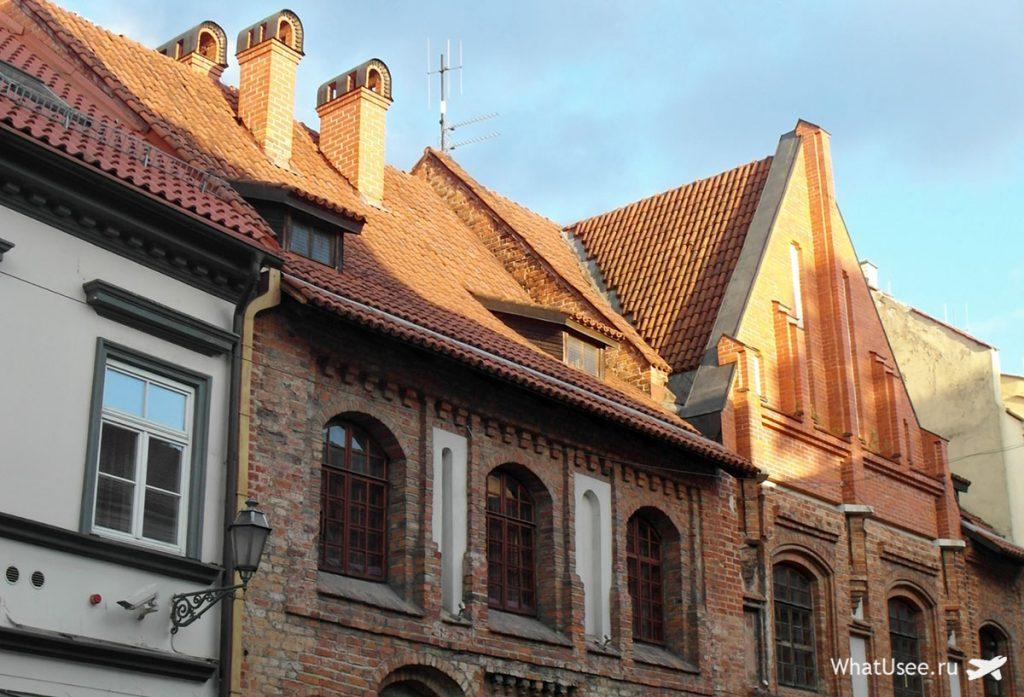 Самостоятельная поездка в Вильнюс