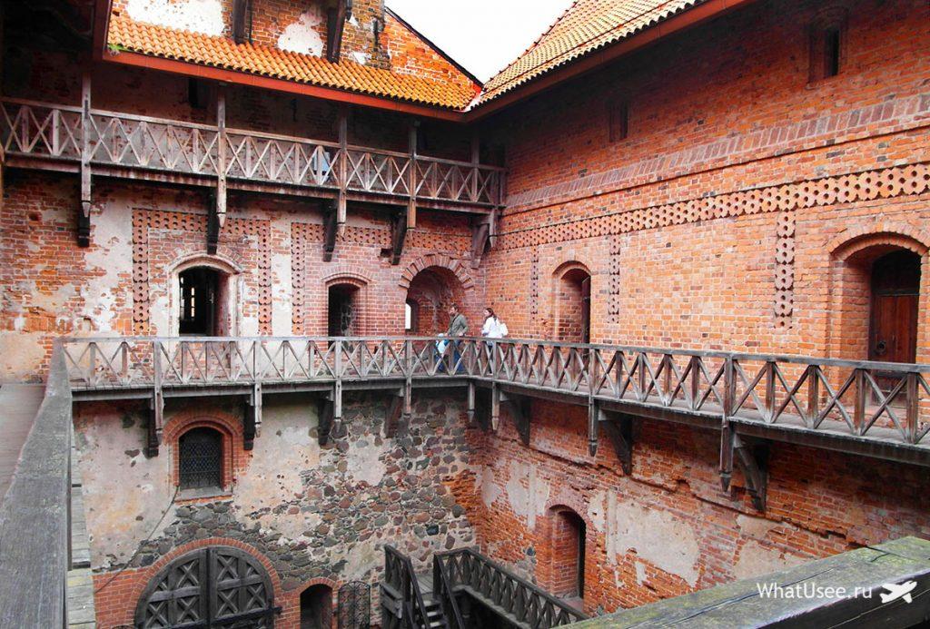 Тракайская крепость