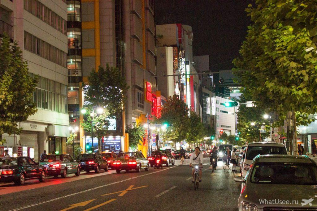 Акихабара в Токио