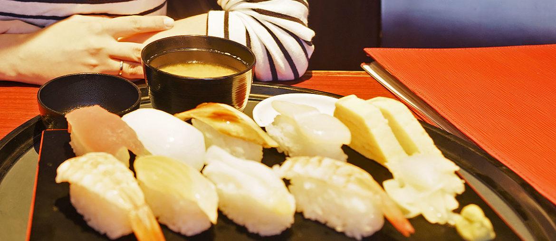 Что попробовать в Японии из еды