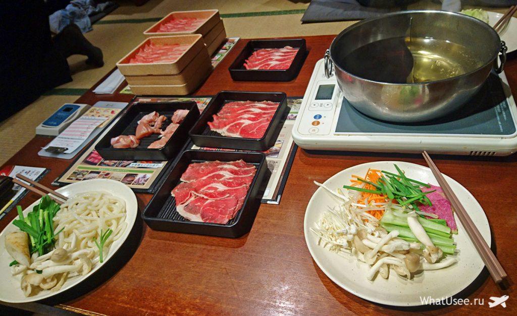 Что стоит попробовать в Японии из еды