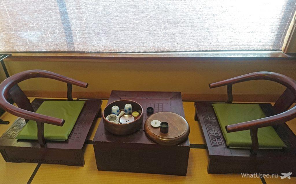 Как выглядят рёканы в Японии