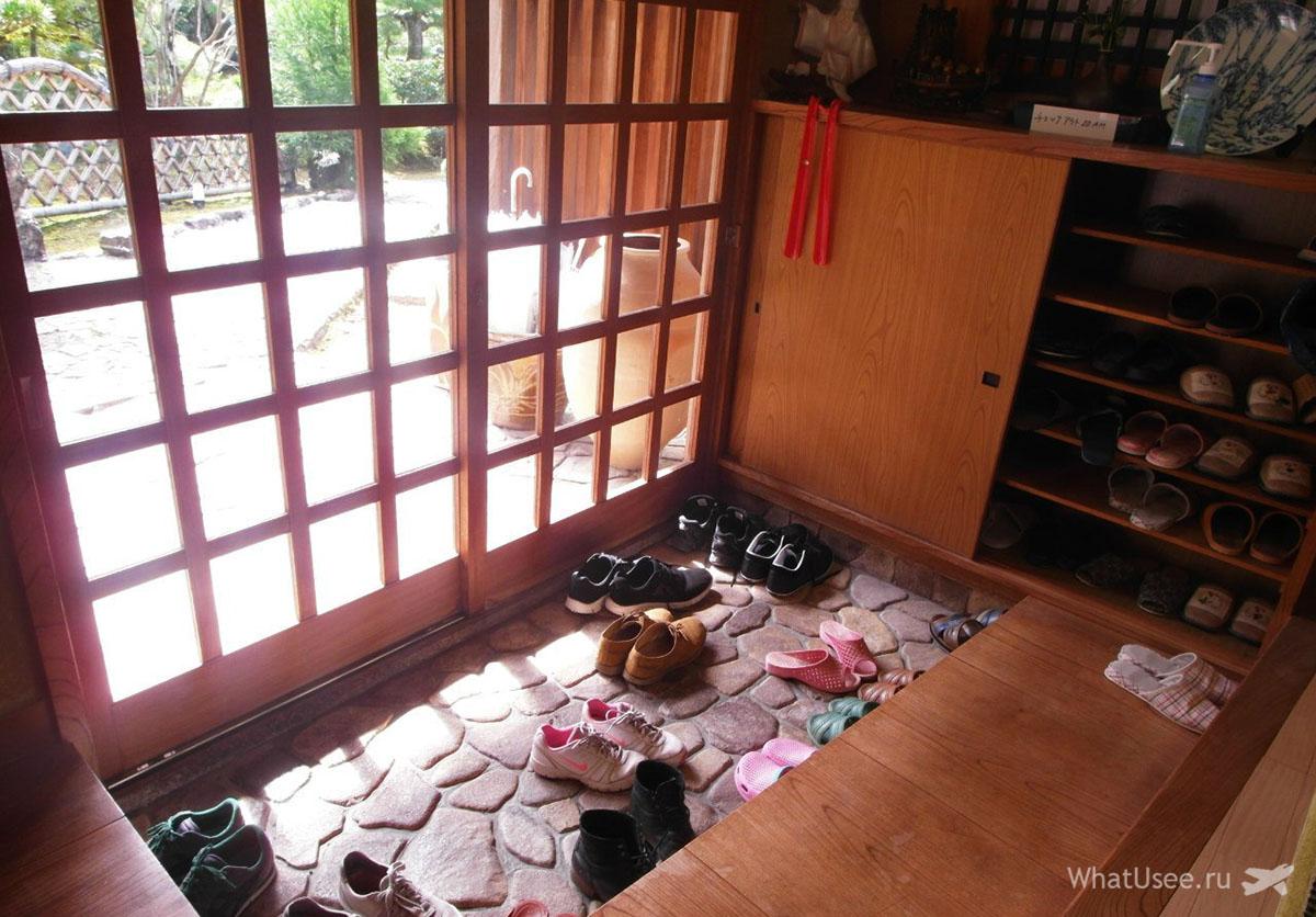 Как выглядит традиционный рёкан в Японии