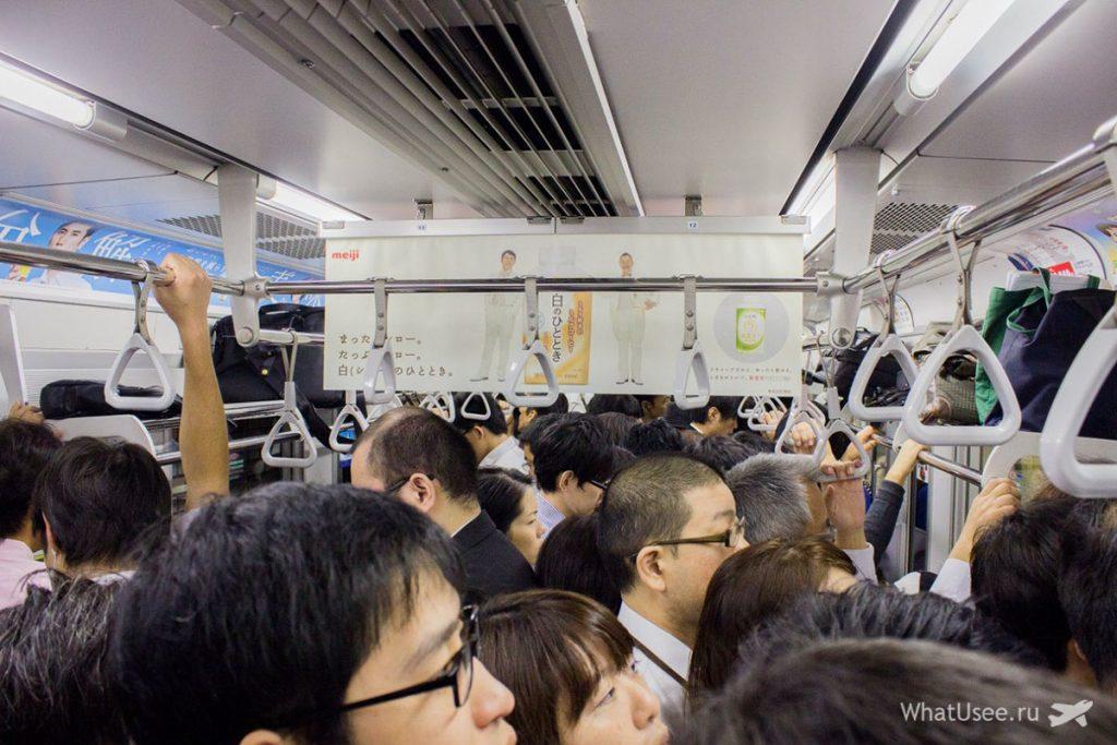 Как провести неделю в Токио