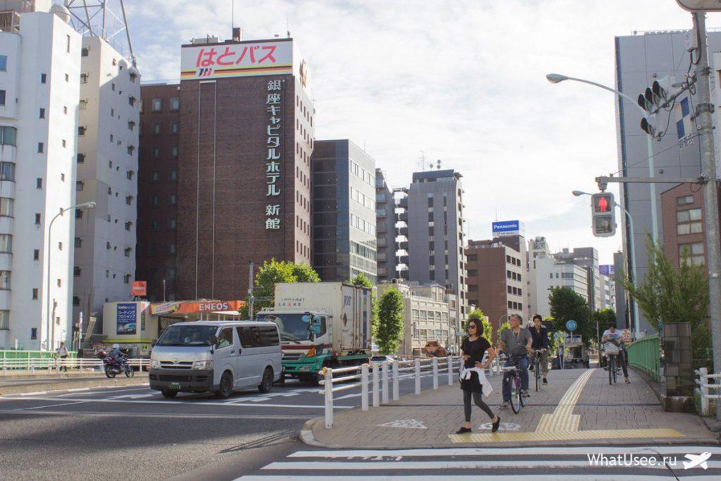 Архитектура Токио