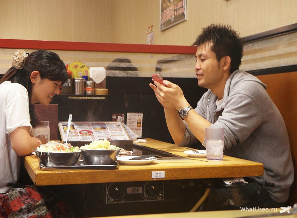 Где поесть в Японии