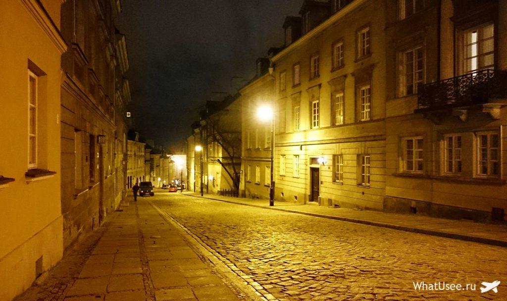 Автостопом в Варшаву зимой