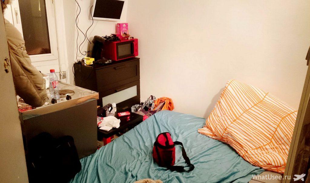 Квартира на Монмартре