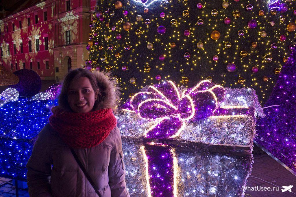 Самостоятельная поездка в Варшаву в январе