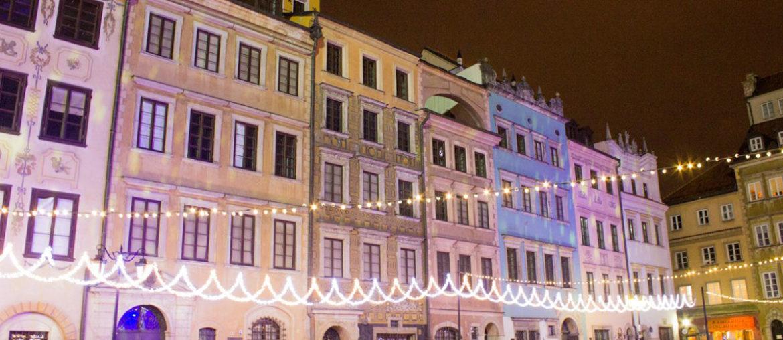 Путешествие автостопом из Минска в Варшаву