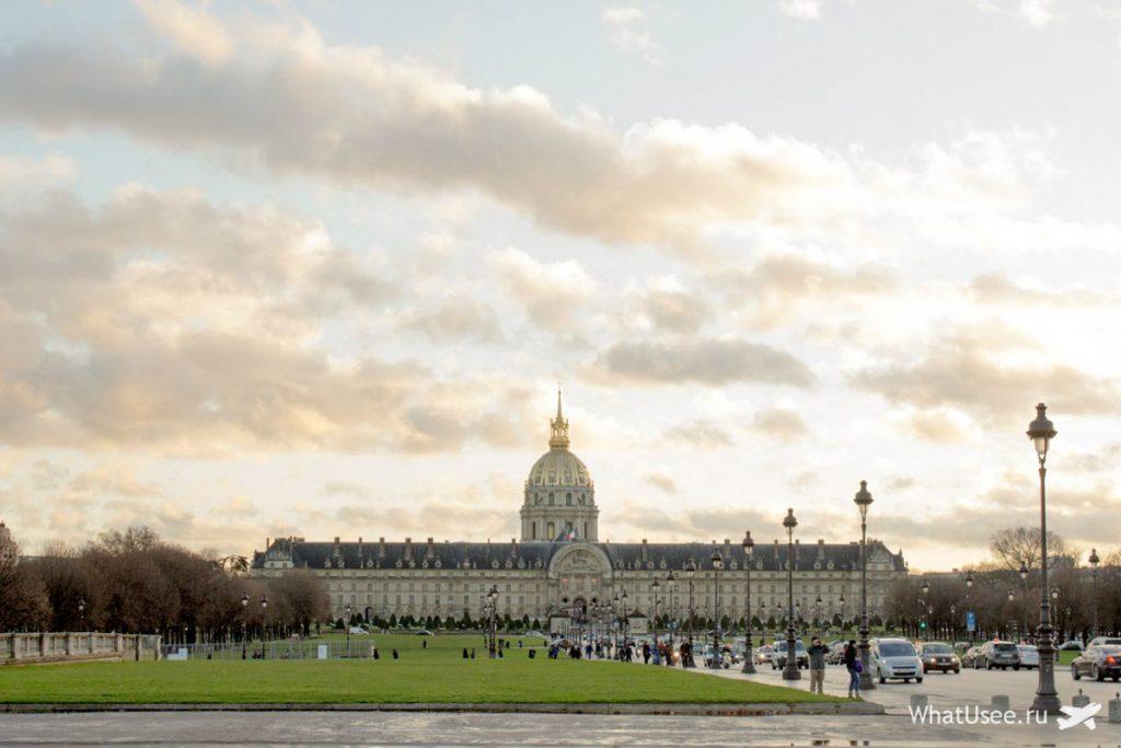 Прогулка по Парижу