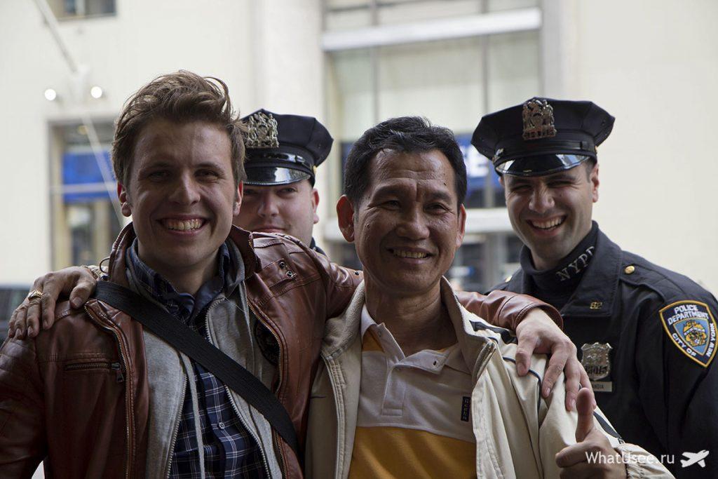 Американские полицейские фото