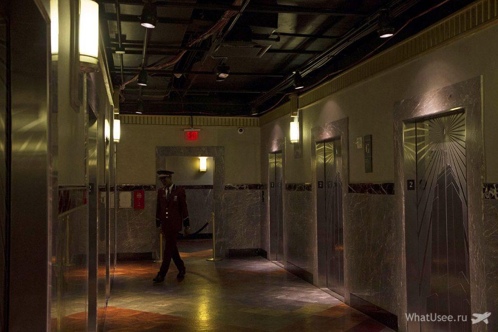 Посещение Эмпайр Стэйт билдинг в Нью-Йорке