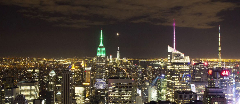 Самостоятельное путешествие в Нью-Йорк