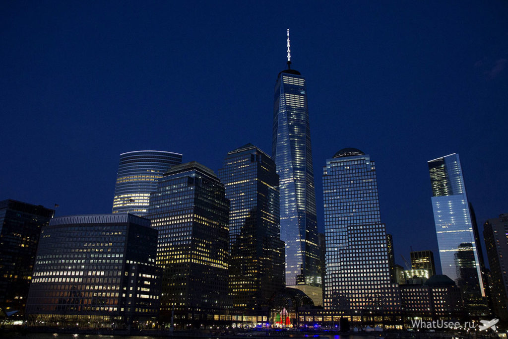 Круиз Нью-Йорк в апреле
