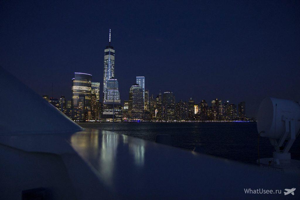 Круиз в Нью-Йорке фото