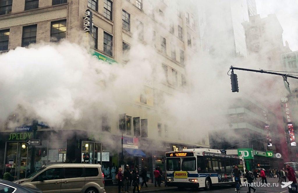 Улицы Манхэттена
