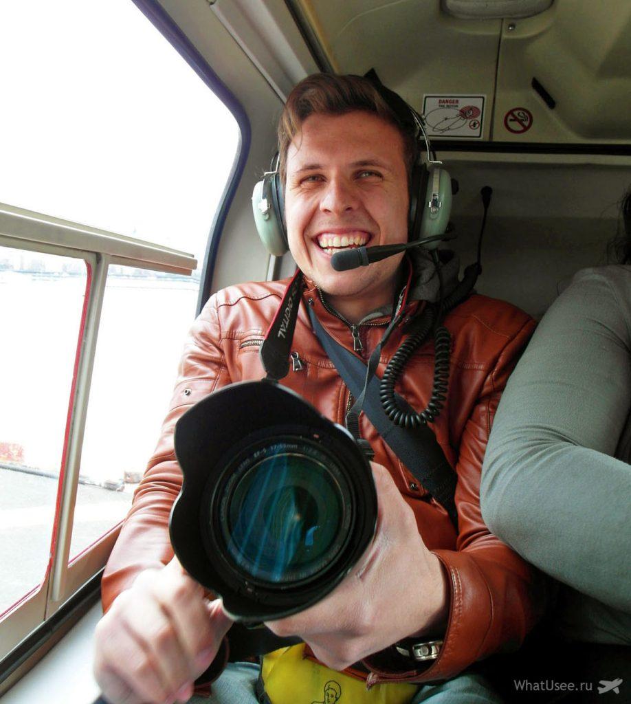 Вертолётная экскурсия над Нью-Йорком
