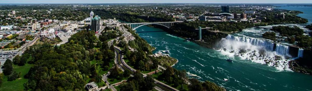 Как добраться до Ниагарских водопадов из Нью-Йорка и Буффало
