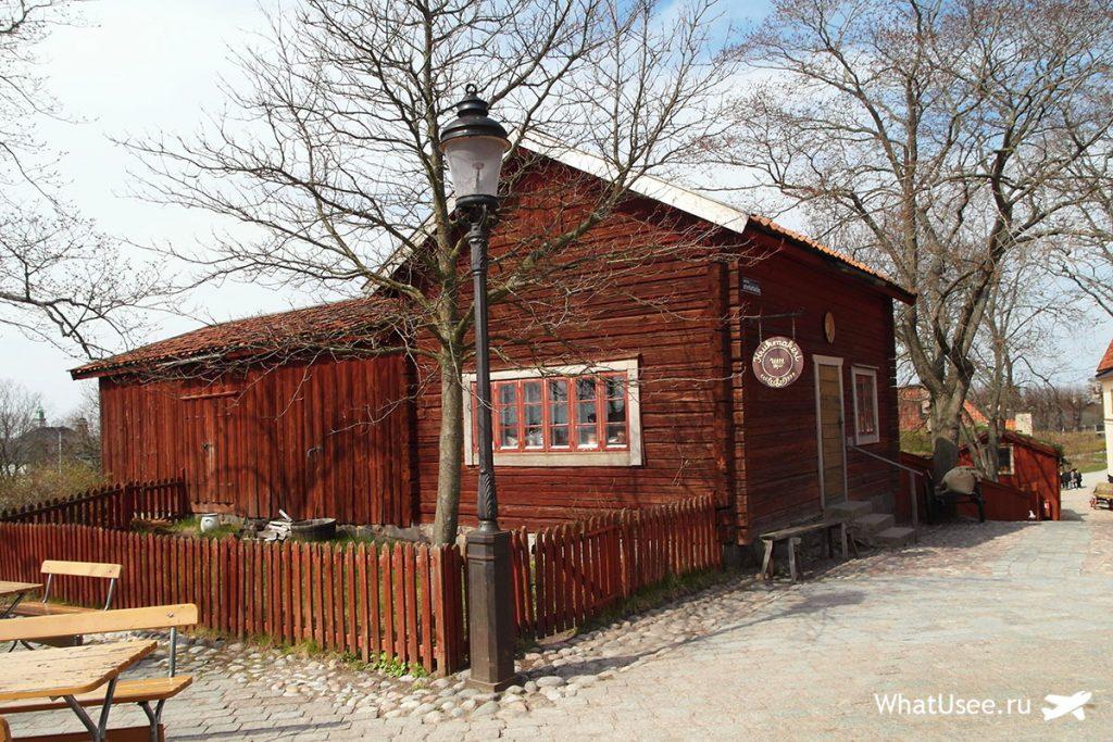 Музей Скансен в Стокгольме