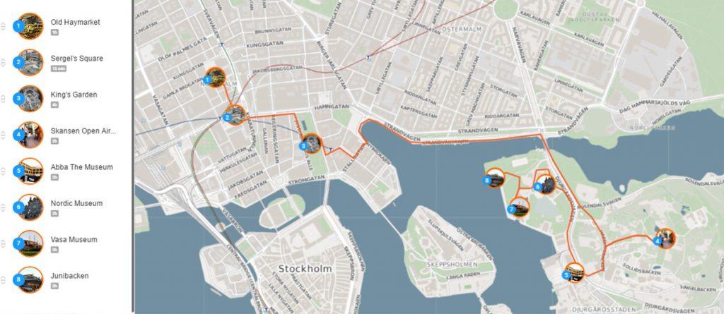 Что можно посмотреть в Стокгольме за два дня