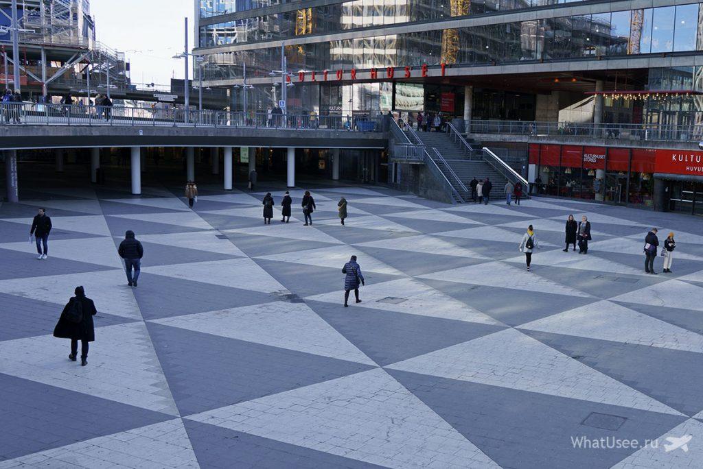 Районы Стокгольма и путеводитель