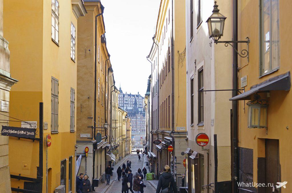 Стокгольм, Швеция. Путеводитель