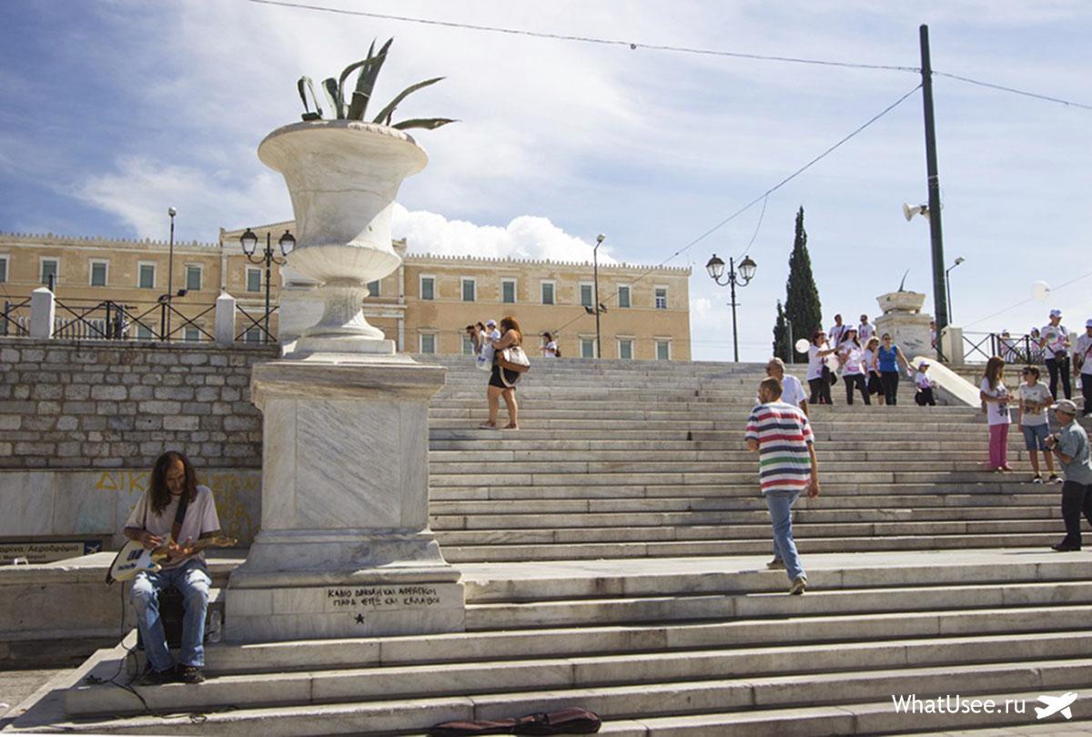Не ходите дети, в Грецию гулять