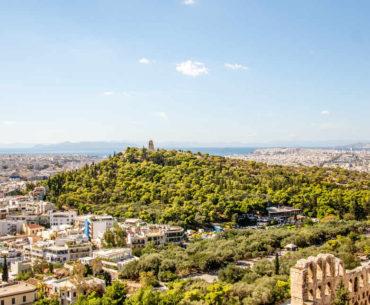 Афины, Греция. Путеводитель