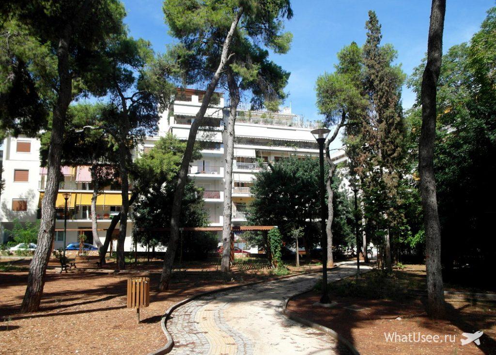 Афины самостоятельно осенью