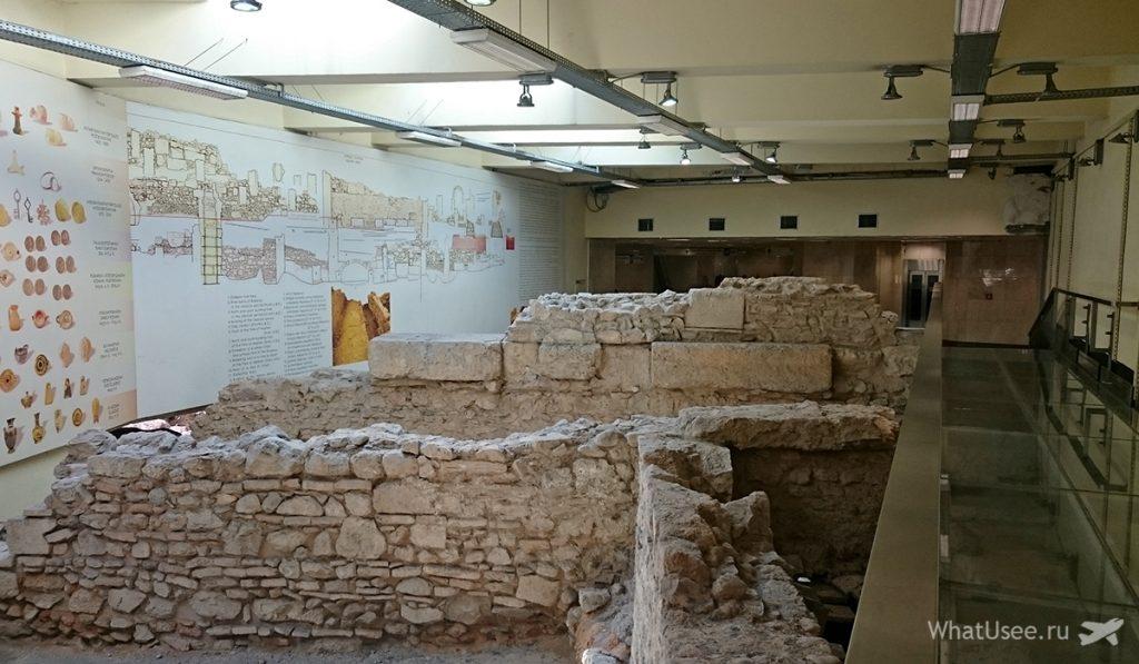 Метрополитен в Афинах