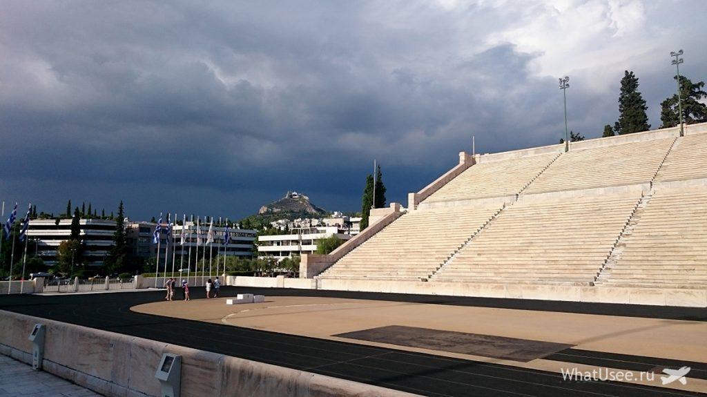 Афинский стадион Панатинаикос