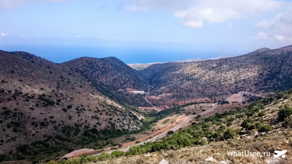 Как добраться к пещере Зевса на Крите