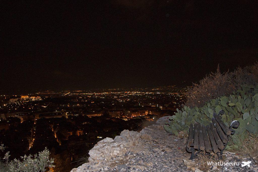 Подъём на Ликавитос самостоятельно