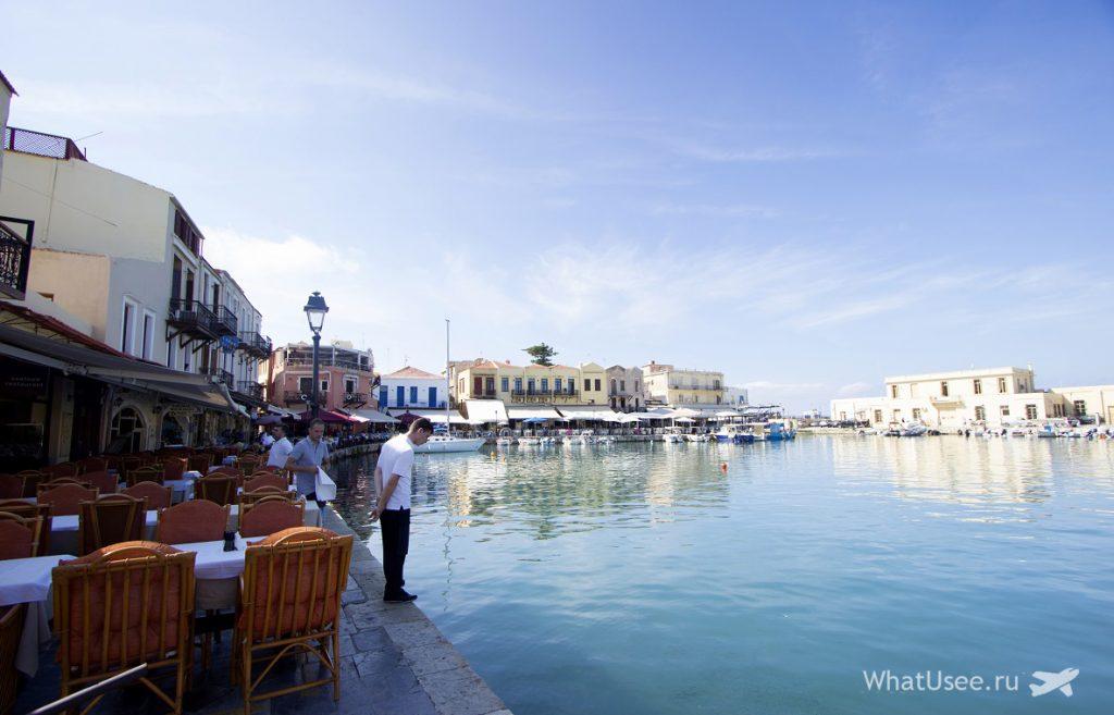 Ретимно и Крит в октябре