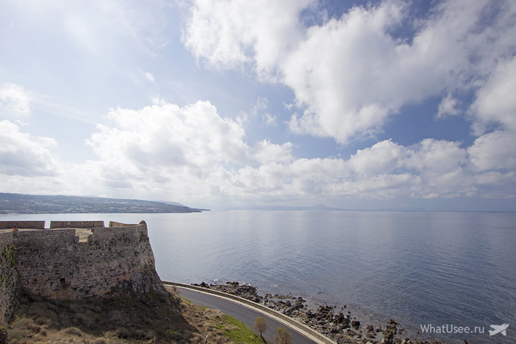 Самостоятельное путешествие по Криту в октябре