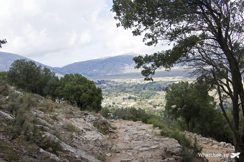 Пещера Зевса на Крите самостотельно