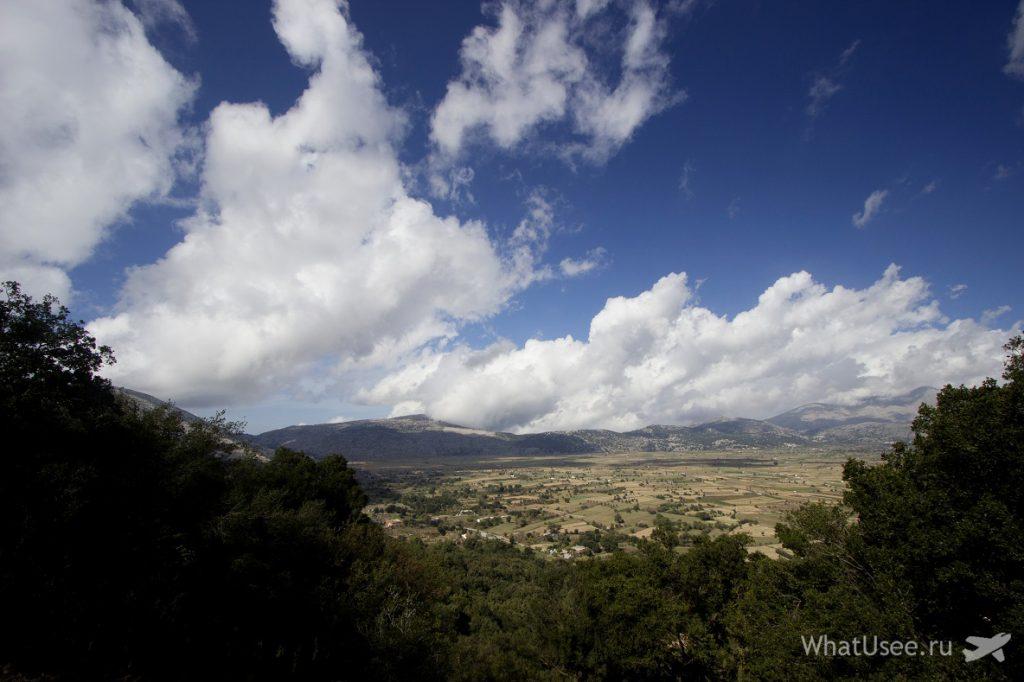 Погода на Крите в октябре