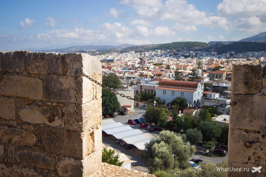 Самостоятельно по Криту в октябре
