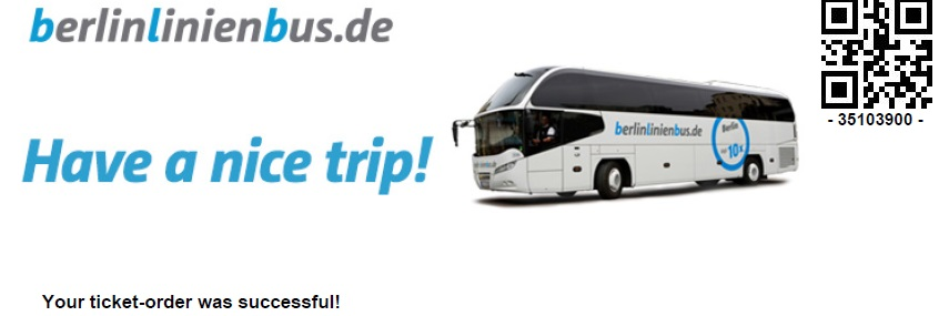 Билеты на автобус Берлин-Дрезден